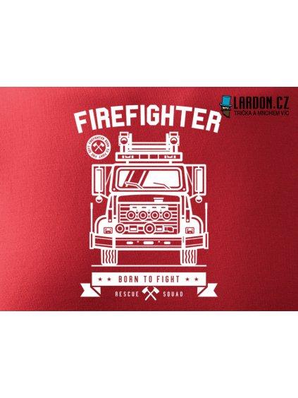 firefighter hasicske tricko nahled