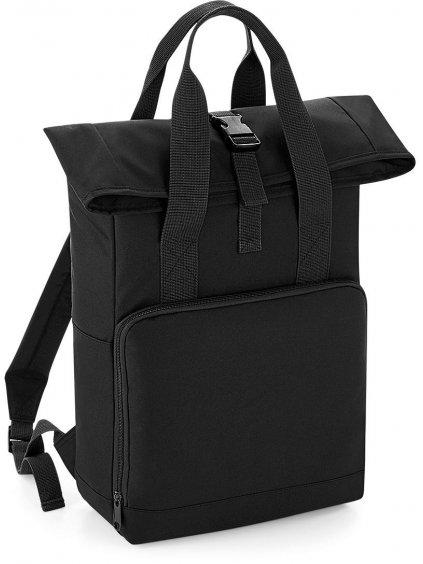 Batoh BG118 rolltop Fjällräven KANKEN bagbase black