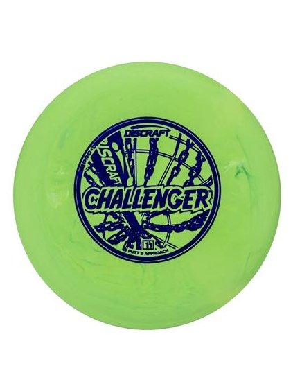 Challenger putter
