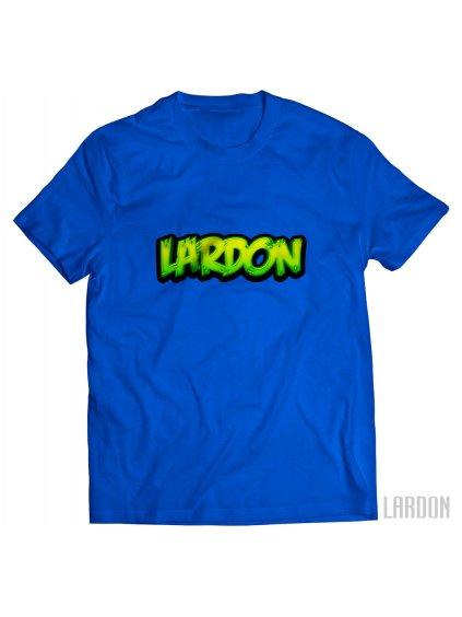Tričko Lardon nápis