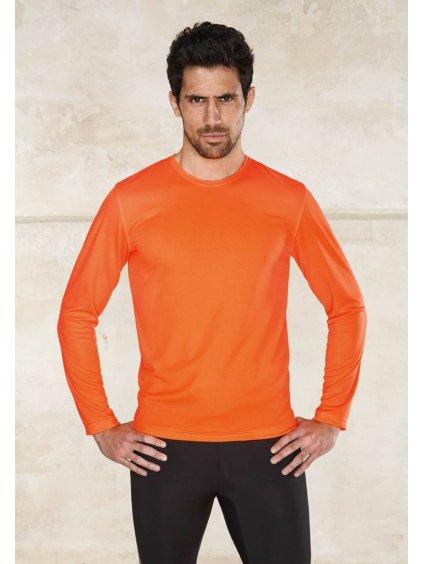 Sportovní tričko/Dres - dlouhý rukáv 443