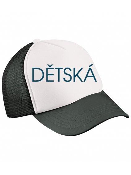 Kšiltovka - Truckerka se síťkou Dětská 71