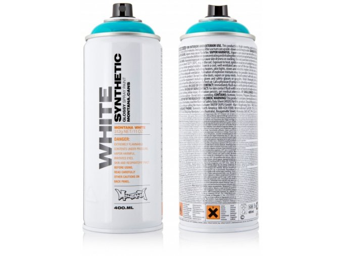 Montana WHITE (lesk) 400 ml