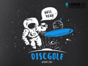 Tričko DiscGolf Kosmonaut