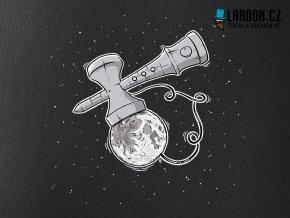 kendama lunar motiv nahled