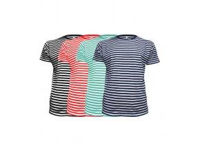 Pánské pruhované - námořnické tričko