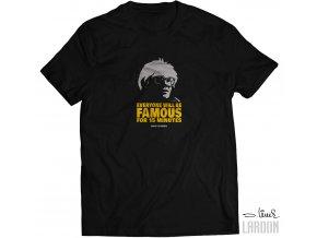 tričko Andy Warhol