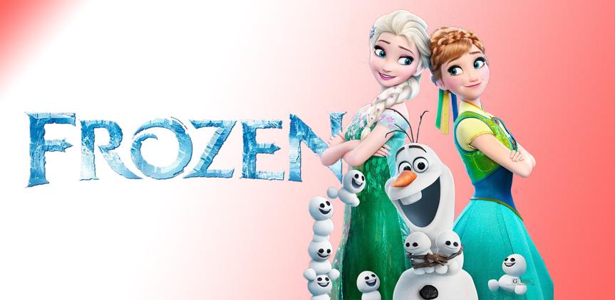 Hračky Frozen
