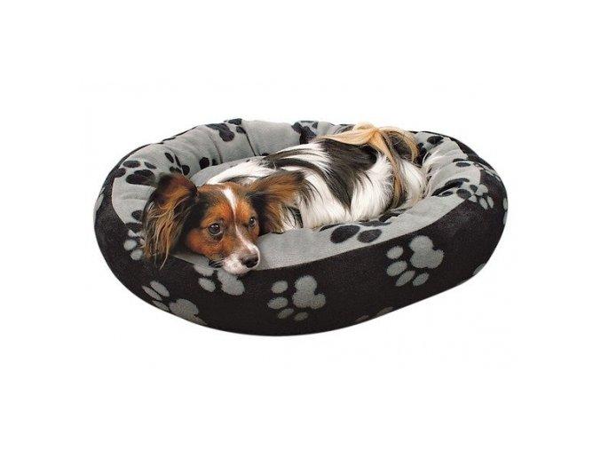Pelíšek pro psa SAMMY - flauš 70cm, pelech