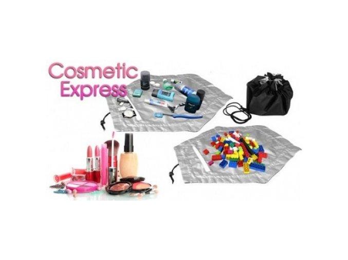 Organizér na kosmetiku, make up - Cosmetic Express