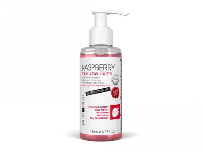 raspberry lube 150ml