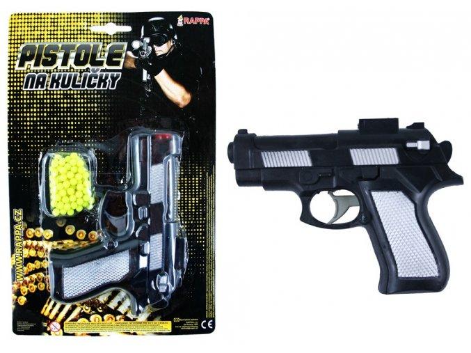 pistole kulicky