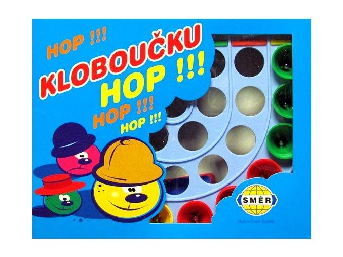 kloboucku hop hra