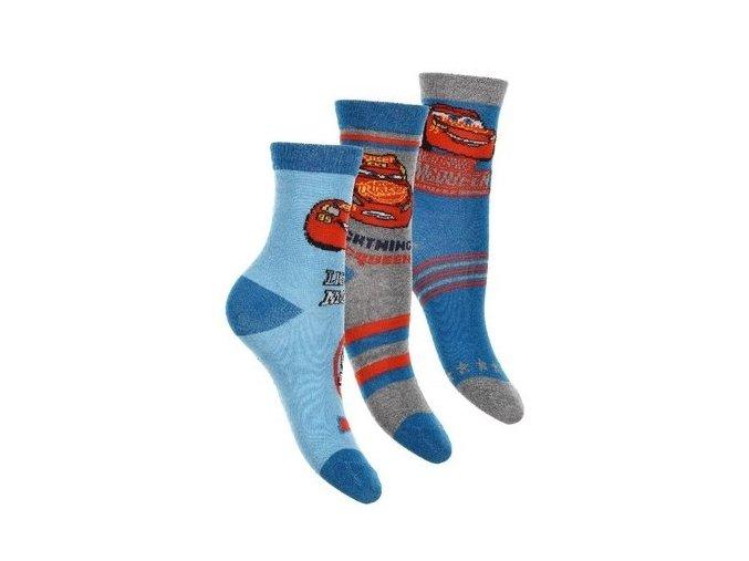 ponožky cars 1