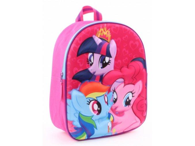 batoh pony 3d