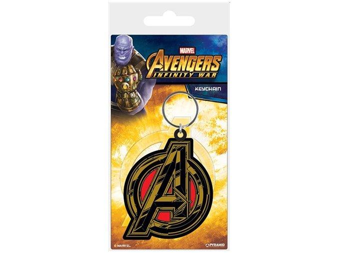 Přívěsek na klíče Marvel/Avengers
