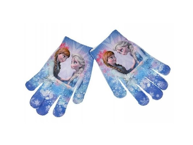 rukavice frozen