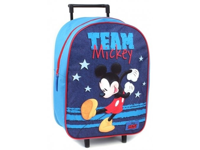 trolley mickey