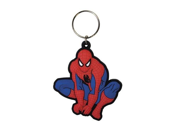 spiderman privesek