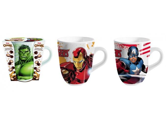 avanger ceramic mug