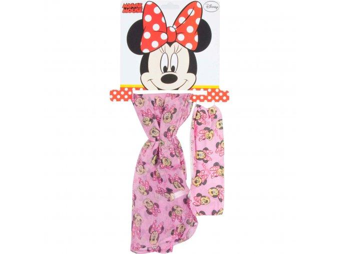 vyr 4202minnie scarf pink