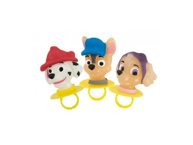 paw patrol candy ring 13g