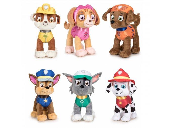 paw patrol plush toys cuddly wholesale 760018652