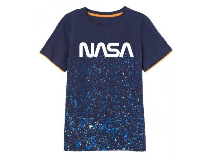 Tričko NASA chlapecké vel. 128-158cm