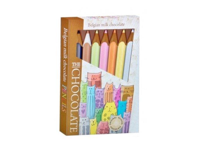 crayons belgian milk chocolate 90g