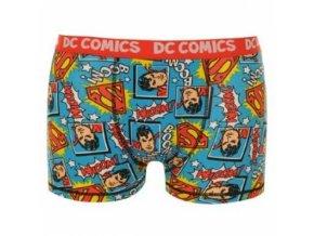 Pánské boxerky Superman, vel. S, M, L