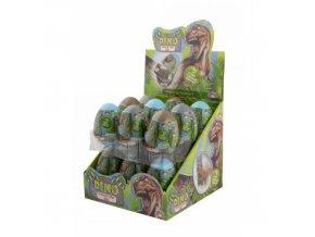 Plastové vajíčko Dino s překvapením, dinosaurus