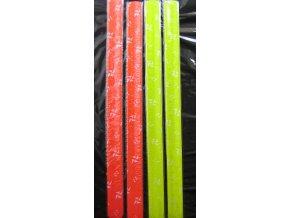 Reflexní bezpečnostní pásek - fosforový