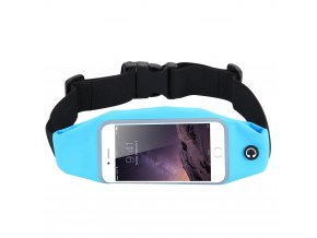 Waterproof Sport Gym Waist Bag Case For iPhone 7 6 S Plus 5S SE For Xiaom (1)