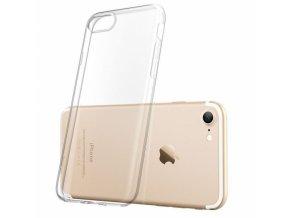 silikonovy kryt pro apple iphone pruhledny 7