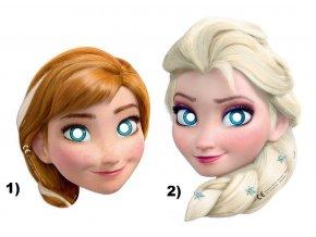 frozen masky