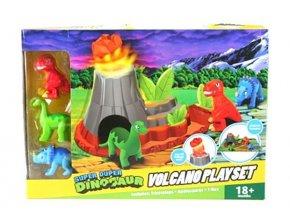 sopka dinosauri