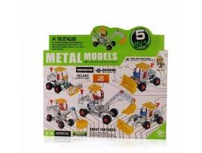 stavebnice metal models