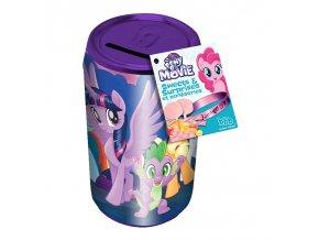 pokladnicka little pony