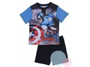 pyzamo avengers kapitan amerika