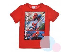 tricko spiderman