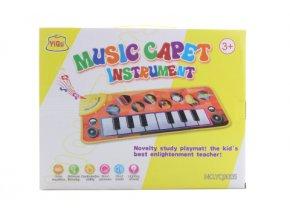 koberec hudba