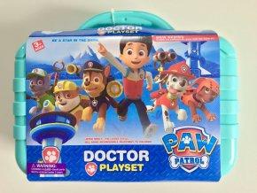 Dětský lékařský kufřík Tlapková Patrola