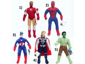 avengers figurky