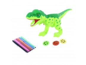 projektor dinosaurus 1
