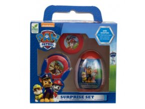 surprise set paw patrol vajicko s prekvapenim
