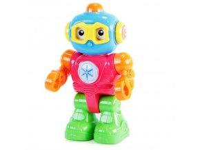 robot barevny 1
