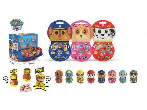paw patrol flipperz with candies