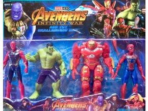 Sada figurky Avengers, Marvel