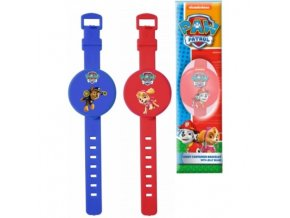 paw patrol candy container bracalet with jelly beans