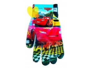 Rukavice CARS prstové